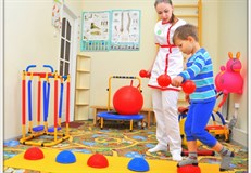 Оборудование для занятий физической культурой, в том числе ЛФК