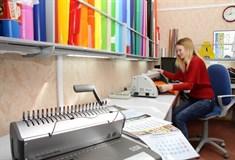 Оборудование для полиграфической мастерской