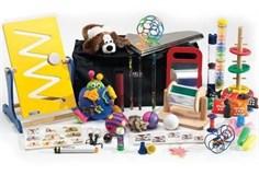 Адаптированные игровые наборы для детей с ОВЗ