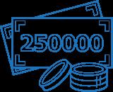 Комплект на бюджет до 250 000 рублей