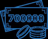Комплект на бюджет до 700 000 рублей