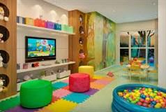 Готовые решения для оснащение детских игровых комнат