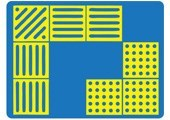 Тактильная плитка, лента, индикаторы