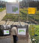 «Доступная страна» оснастила тактильной продукцией парки городского округа Химки.