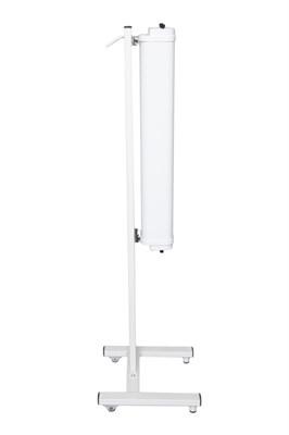 Ультрафиолетовый рециркулятор D-strana УФ 100.1 со стойкой, для помещений площадью до 100 м2 - фото 16536