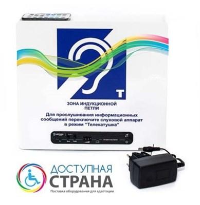 Портативная индукционная система DSTRANA 2.2 для стоек информации в особо шумных местах - фото 6186