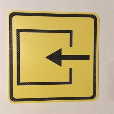 Тактильный знак пиктограмма СП 150х150 - фото 6457