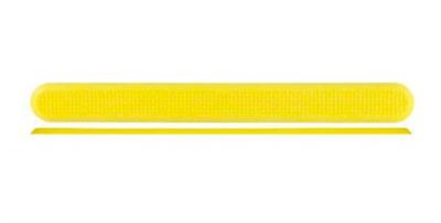 Тактильный индикатор полоса ПВХ для приклеивания - фото 7373