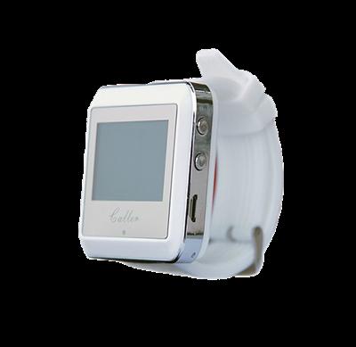 Беспроводной наручный пейджер медсестры Medbeep Med-41e - фото 7454