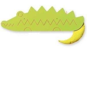 """Настенная панель-лабиринт """"Крокодил"""" - фото 9560"""