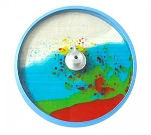 Фотопроекционные и жидкий диски для Меркурия