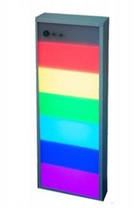 Интерактивная светозвуковая панель Лестница света 6 ячеек (тип 4) ИА24705