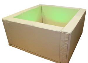 Сухой бассейн квадратный 200х200х50