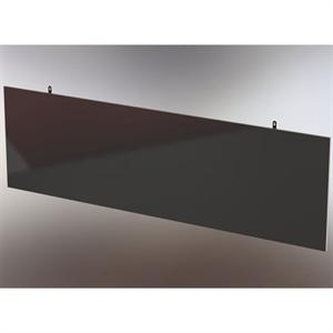 Зеркальная панель безопасная для сухого бассейна 199х59 см.