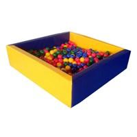 Мягкий сухой бассейн с шариками в комплекте
