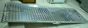 Пандус-рампа складная книжкой 4-секционная (213 см)