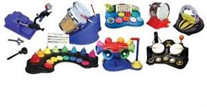 Адаптированный музыкальный набор для детей-инвалидов