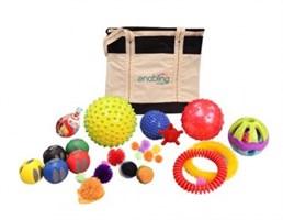Комплект терапевтических мячиков