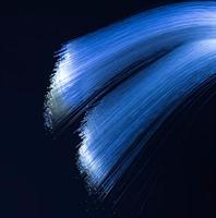 Фиброоптическое волокно 100 шт.  в оболочке (ИА25309)