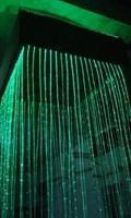 Фибероптический душ квадратный 50х50 (волокно в оболочке)