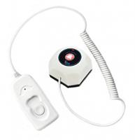 Беспроводная кнопка вызова с дублирующей кнопкой на шнуре
