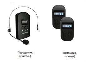 Радиокласс 1+2