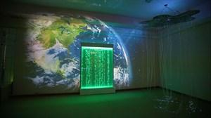 """Виртуальная волшебная комната """"Базовый комплект"""". Проекция на 1 стену"""