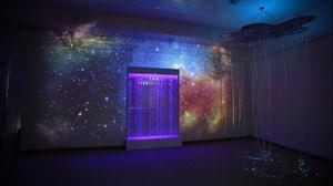 """Виртуальная волшебная комната """"Расширенный комплект"""". Проекция на 1 стену"""