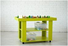 Игровой ландшафтный стол №1