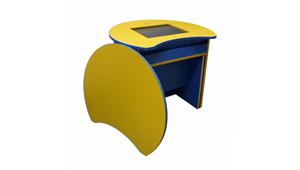 Дополнительная столешница для интерактивной парты