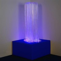 Световая каскадирующая трубка (в виде фонтана) 50*50*30 см 100/150/200 волокно (ИА26224)