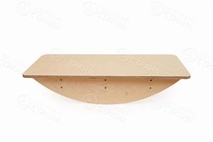 Балансир прямоугольный деревянный