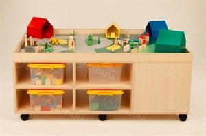 Игровой ландшафтный стол №2 (Базовый)