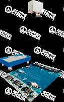 """Интерактивный пол iSandBOX Floorium """"Стандарт""""   2 в 1 (песочница и пол)"""
