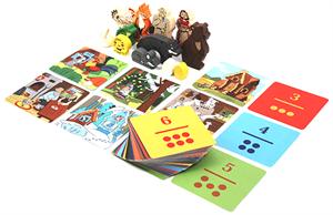 """Сенсорика """"Сказки"""". Набор методических материалов для развития и коррекции восприятия  детей дошкольного и младшего школьного возраста"""