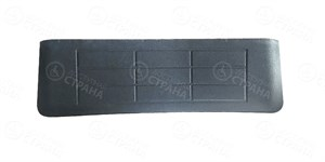 Пандус пороговый резиновый 40х1050x320 мм