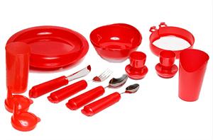 Набор посуды для инвалидов