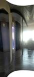 Рулонное зеркало для  воздушно-пузырьковой колонны Dstrana