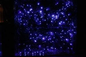 """Панель """"Звёздное небо с 3D-эффектом"""" 240х120 см"""