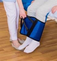 Вспомогательный пояс для ног, для перемещения пациента.