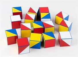 """Развивающая игра кубики Никитина """"Сложи узор"""""""