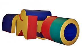 Детская полоса препятствия Лабиринт (6 предметов)