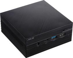 Неттоп ASUS PN40-BC587ZV, Intel Celeron J4025, DDR4 4ГБ, 64ГБ(SSD), Intel UHD Graphics 600, Windows 10 Professional, черный