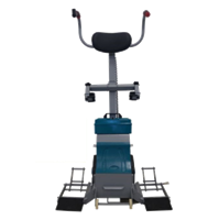 Вертикальный подъемник для инвалидов Пума Уни 130 (ступенькоход)