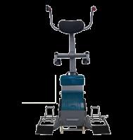 Вертикальный подъемник для инвалидов Пума Уни 160 (ступенькоход)