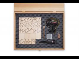 Мультисенсорный речевой тренажер для коррекции речи
