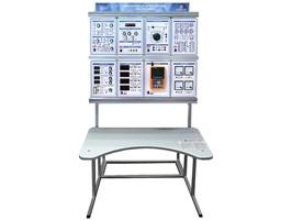 """Комплект учебно-лабораторного оборудования """"Электрические цепи и основы электроники"""" ЭЦОЭ-СР (адаптированный для людей с ограниченными возможностями)"""