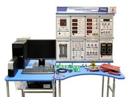 """Комплект учебно-лабораторного оборудования """"Теоретические основы электротехники и основы электроники"""" (компьютерное исполнение для людей с ограниченными возможностями)"""
