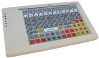 Сенсорная клавиатура для людей с легкими и тяжелыми поражениями ОДА