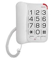 Кнопочный телефон стационарный.